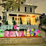 Birthday Yard Signs in Bergen County