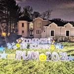 Custom Graduation Lawn Signs Paramus NJ