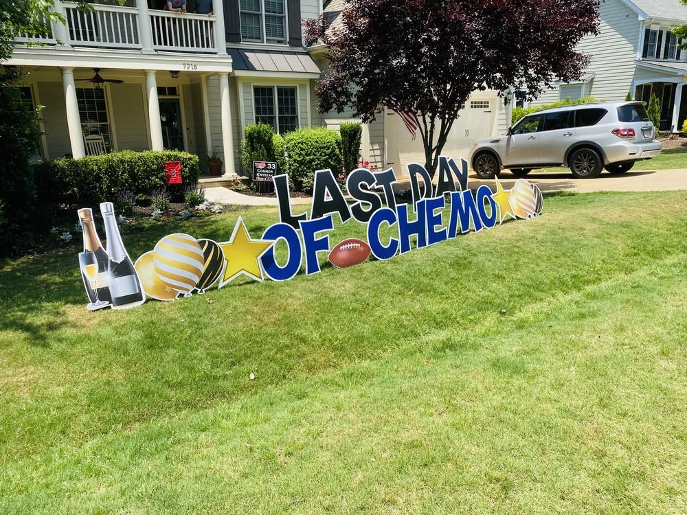 Custom Yard Signs Chapel Hill, NJ